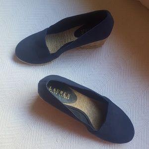 Lauren Ralph Lauren Women's blue Shoes high heels